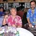 Stan Sakai and Mike Kazelah