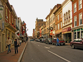 Beverly the Real Staunton Mainstreet