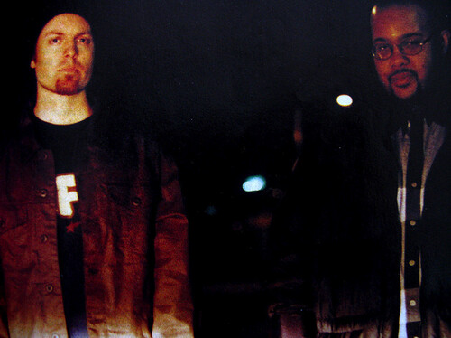 DJ Shadow and Gift of Gab, Circa 2002