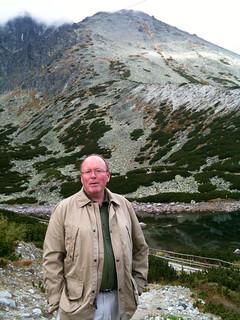 Ken in the Tatras