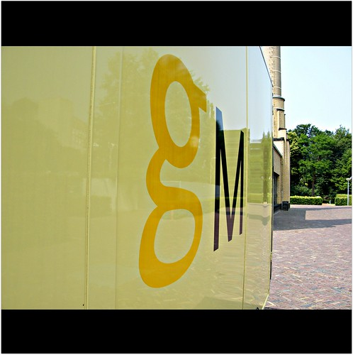 GM = cultural HAGUE: The Hague Netherlands: Holland: @ The Museum Gemeentehaus: WORLD: SENSE: ICON: Have fun! :)