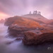 Misty Morning Cape Kiwanda by Chip Phillips