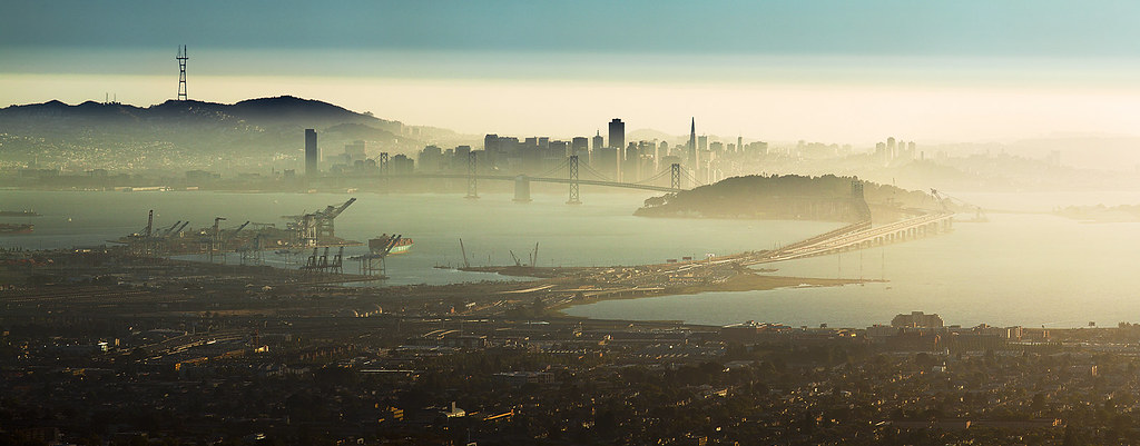 The Bay Connection: Berkeley Hills, CA