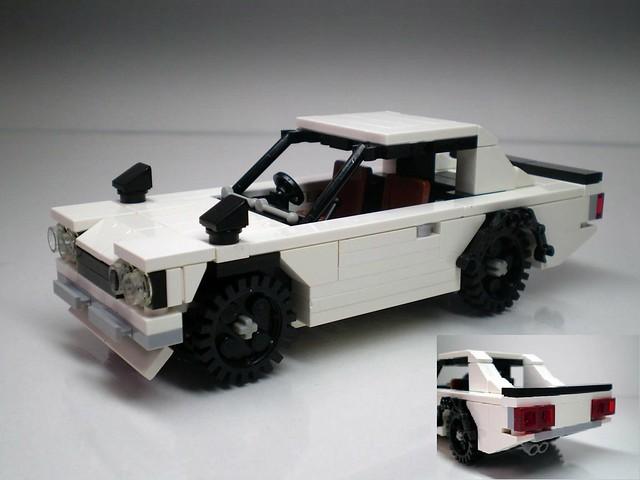 '71 Skyline GT-R **Improved Version**
