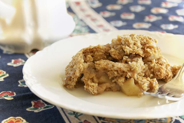 Cinnamon Apple Crisp | Flickr - Photo Sharing!