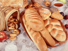 baking, bread, baked goods, ciabatta, bakery, food, bread roll, baguette,