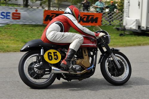 Matchless racer Schwanenstadt GP Copyright 2010 B. Egger :: eu-moto images 5130