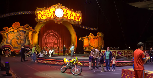 Ci575 Circus Ring Flickr Photo Sharing