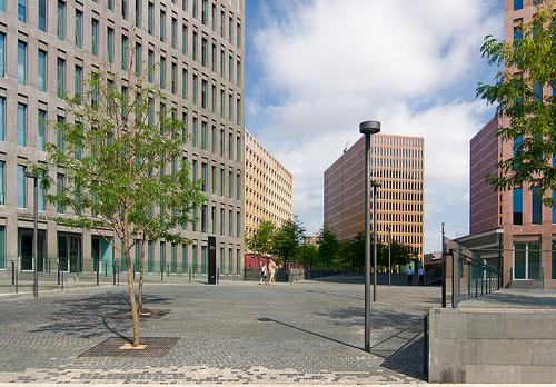 Ciudad de la Justicia, Barcelona, Spain