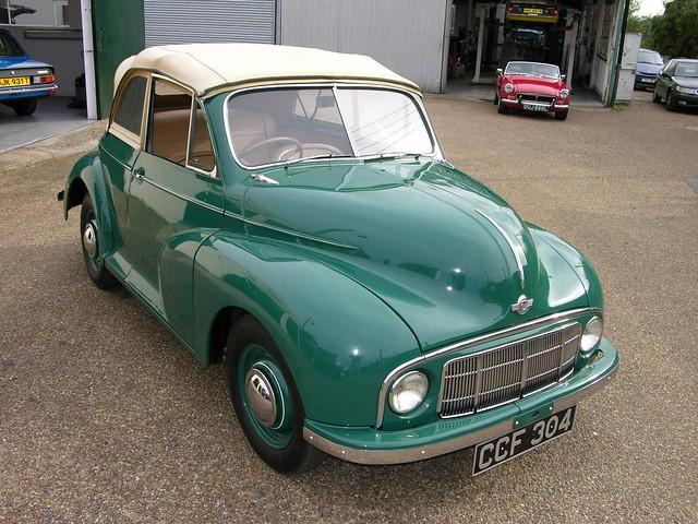 1949 Morris Minor Convertible