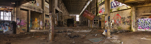 Urban Decay - Old Geelong Power Station
