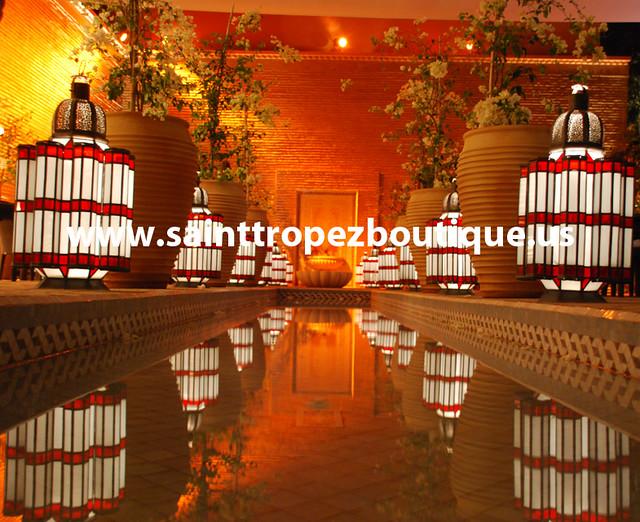 Moroccan lighting: Moroccan chandelier - Moorish chandelier - Los