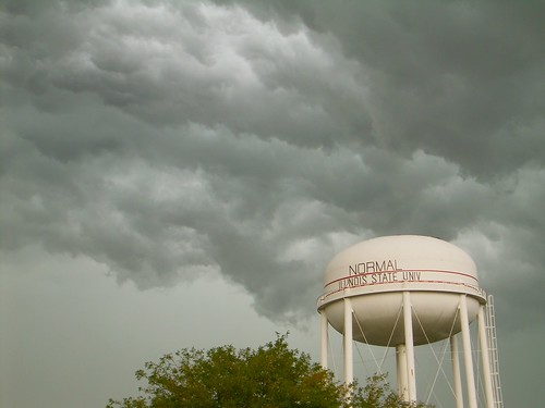 Storm over Normal