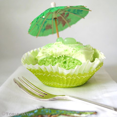 Gluten free Margarita Cupcake