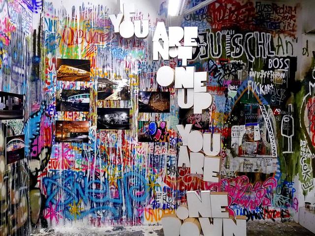 streetart | 1up | berlin . neurotitan