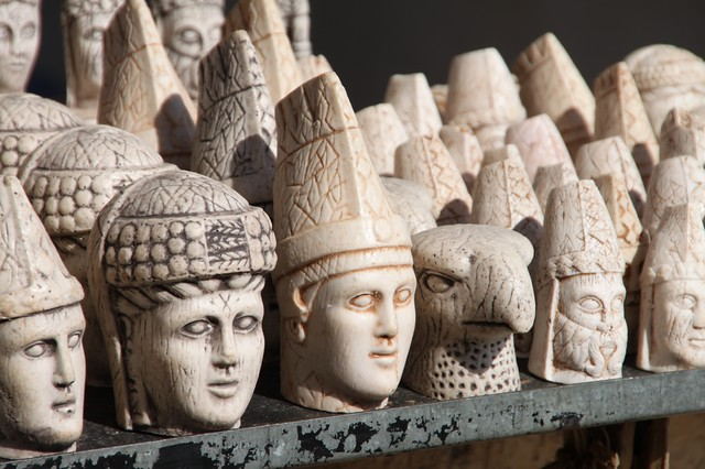 Souvenirs from Nemrut