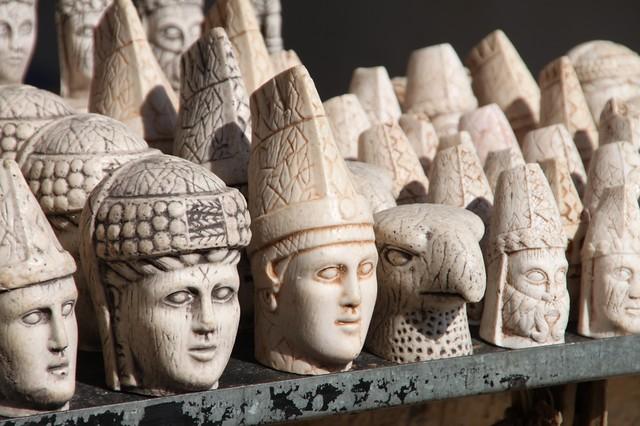 Souvenirs from Nemrut