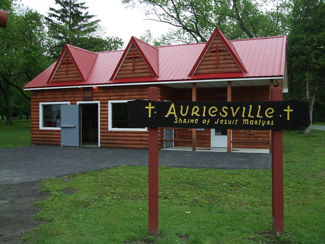 Shrine Of The North American Martyrs Auriesville Ny Flickr Photo Sharing