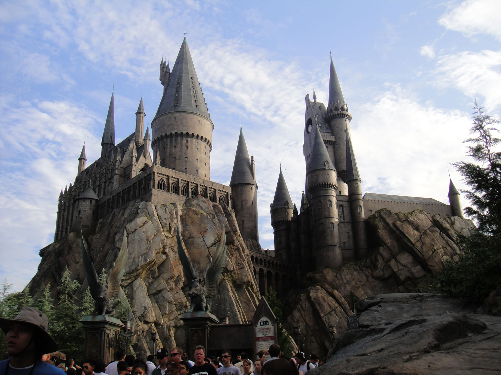 Wizarding World of Harry Potter - Hogwarts castle | Flickr ...