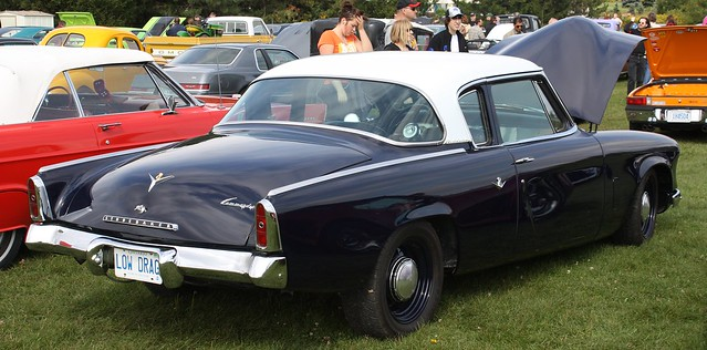 1953 Studebaker Commander Starlight coupe | Flickr - Photo ...
