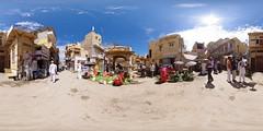 Jaisalmer: Busy Street