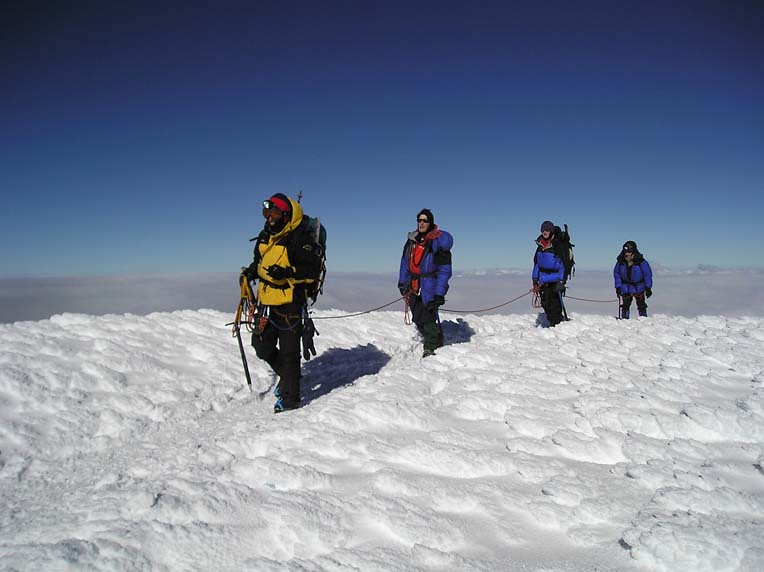 Calendar Itinerary Planner : Guided climbs cotopaxi chimborazo ecuador volcanoes