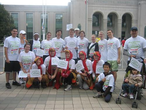 Second Harvest Scotiabank marathon