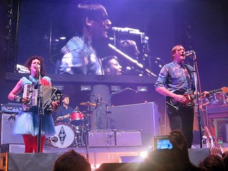 Arcade Fire | Pacific Coliseum