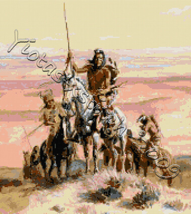 Native American Cross Stitch Patterns - Ask Jeeves