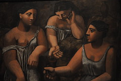 Pablo Picasso, Three Women at the Spring