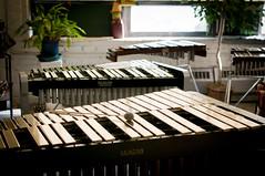percussion, vibraphone, marimba, xylophone,