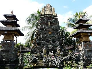 Templo en Ubud (Bali)