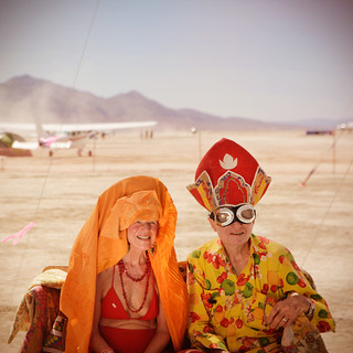 Burning Man 2010