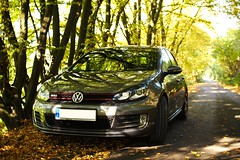 sedan(0.0), volkswagen scirocco(0.0), automobile(1.0), automotive exterior(1.0), family car(1.0), wheel(1.0), volkswagen(1.0), vehicle(1.0), automotive design(1.0), volkswagen gti(1.0), bumper(1.0), land vehicle(1.0), volkswagen golf(1.0),