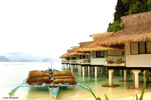 Exploring the Islands..Miniloc,El Nido resort