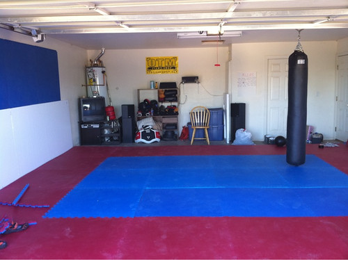 Just completed my home gym pics sherdog forums ufc