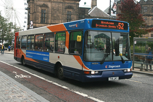 Stagecoach 33241 (Stagecoach Sheffield) T141JKY