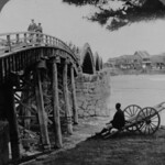 (animated stereo) Kintai Bridge,1904