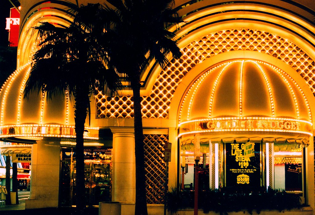 Golden Nugget ~ Las Vegas