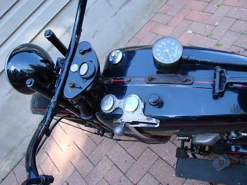 1929 Harley Davidson JD