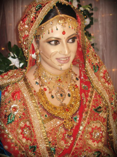 Most Beautiful Bride With 61