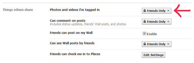 facebook privacy #3