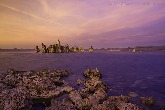 Mono Lake Unreality