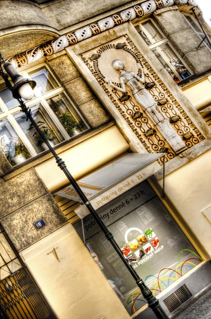 Jewish quarter. Prague. Barrio judío. Praga  Flickr ...