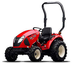outdoor power equipment, vehicle, agricultural machinery, land vehicle, tractor,