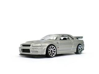 HotWheels - Nissan Skyline GT-R R34