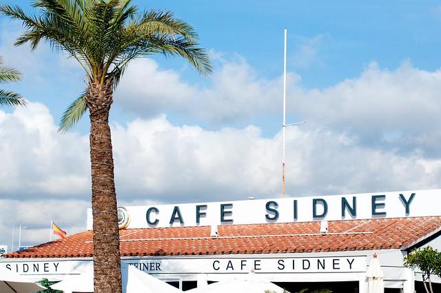 Café Sidney, Ibiza restaurant