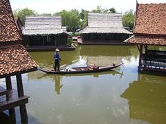 Muang Boran scenery
