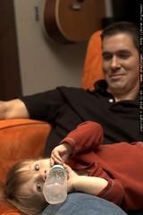alexander in rolf's lap