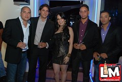 Apertura Moccai  Glam Club @ Plaza MegaTone 12/11/2010.